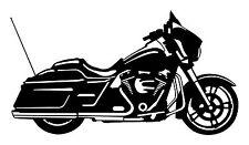 Harley-Davidson Street Glide (2014) Pegatina