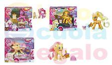 My Little Pony Cheerilee Applejack Fluttershy Explore Equestria Hasbro mini pony