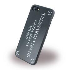 TRUSSARDI COVER POSTERIORE PER IPHONE 7 Custodia Cellulare Guscio Case Deluxe Style Hardcover