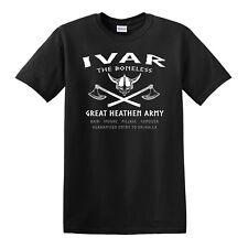 Ivar The Boneless T-SHIRT  - Norse Odin Viking Ragnar Thor Valhalla