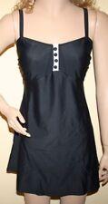 Costume da Bagno Nero-Bianco-Grigio Optimizer tg 48 50 52 Coppa B Nuovo