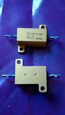 Dale RH-10 62R 10W 5% Heatsink Encased Wirewound Power Resistors