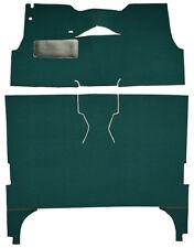1955 Chevrolet Bel Air 4 Door Sedan Bucket Seats Complete Loop Carpet Kit
