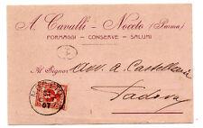 FORMAGGIO CONSERVE SALUMI  A.CAVALLI - NOCETO PARMA
