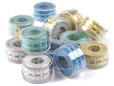 Maßband 150 cm Dose Schneidermaßband Bandmaß Rollbandmaß Rollmaßband Farbauswahl