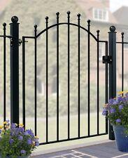 Weston Ball Top Garden Gate 850mm to 990mm GAP x 1041mm H galvanised iron metal