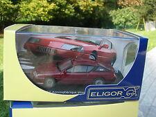 ELIGOR 1/43 RENAULT Alpine GT Atmosphérique Phase 1 - Rouge Titien!!