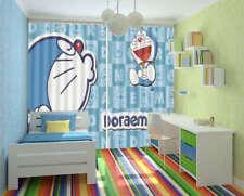 Amazing Doraemon 3D Curtain Blockout Photo Printing Curtains Drape Fabric Window