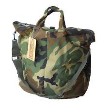 Borsa valigia bagaglio a mano mimetico militare uomo donna tracolla viaggio jet