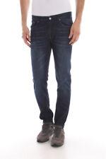 Jeans Daniele Alessandrini Jeans -60% Uomo Denim PJ5393L460-1111 SALDI