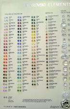 [100 beads] Swarovski Crystal Beads Choose Colour Wholesale Price