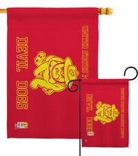 Marine Bull Dogs Garden Flag Military Usmc Armed Forces Semper Yard Banner