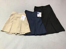 Kick Pleat Uniform Skirt Free Shipping