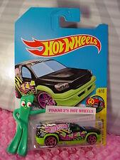 TREASURE HUNT FANDANGO✰black/green;Pink PR5✰Art Cars✰2017 i Hot Wheels Case H