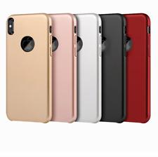 CoverKingz Apple iPhone X Hard Case Hülle matt Metallic Look slim Cover glatt