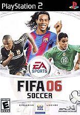 FIFA Soccer 06 (Sony PlayStation 2, 2005)