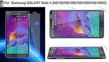 Matt Anti reflex glare Display Schutz Folie f. Samsung Handy Kratzfest Protector
