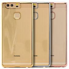 Ultra Slim Silikon Hülle für Huawei - Case Schutz Hülle Soft Back Cover Schale