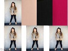 Les enfants de 50 deniers collants sans pieds, âgés de 6 à 14 ans, rose, noir, blanc, bleu