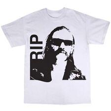 Lemmy Kilmister Tribute T-Shirt 100% Premium Cotton