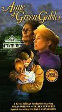 Anne of Green Gables [VHS] Megan Follows, Colleen Dewhurst, Richard Farnsworth,
