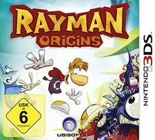 Rayman Origins 3DS (Nintendo 3DS,Keep Case) NEUWARE
