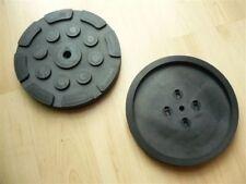 Auflageteller Gummiauflage Vollgummiteller Lift Pad Auflage Herrmann 130 x 18mm