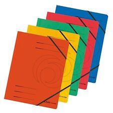 Eckspanner Colorspan-Karton A4 von Herlitz, (21 x 29,7 cm)