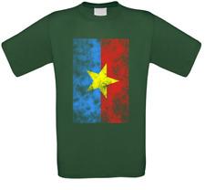 VIETNAM VIET MI NLF VIETCONG Ho Chi Hanoi SAIGON t-shirt tutte le taglie NUOVO