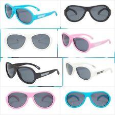 BABIATORS USA Sonnenbrille original rosa blau weiß schwarz sehr robust 0-7 Jahre