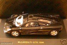 MC LAREN F1 GTR 1996 NOIR BLACK IXO MODELS 1/43 SPORT