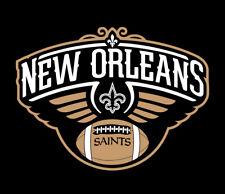 New Orleans Saints Pelicans shirt Drew Brees AD Anthony Davis Pels NOLA Who Dat