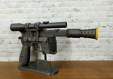Han Solo Star Wars DL-44 blaster gun prop cosplay