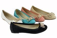 Ballerinas Damen Schuhe Pumps Sommerschuhe 5 Farben NEU Gr. 36 - 41