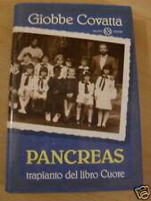 COVATTA PANCREAS TRAPIANTO DI CUORE,ED.SALANI 1993