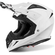 Airoh Aviator 2.2 Color White Helmet MX Motocross Off-Road Enduro Quad ATV