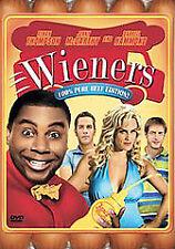 Wieners (DVD New) Kenan Thompson*Jenny McCarthy*Fran Kranz WS