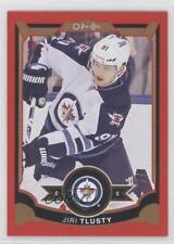 2015-16 O-Pee-Chee Red Border #316 Jiri Tlusty Winnipeg Jets Hockey Card