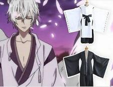 kimono Ririchiyo Soushi Miketsukami Nine-Tailed Fox Cosplay Costume Set