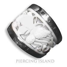 ECHT 925er Silber Designer Ring Schmetterling Butterfly Handarbeit SR004