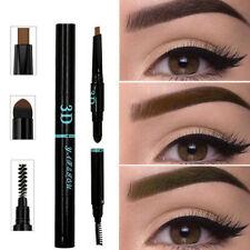 3 In 1 Eyebrow Tattoo Pen Waterproof Multifunctional Eyebrow Pigment Makeup Kit