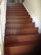Laminate flooring stair tread ONE STEP KIT SYSTEM $ 30.00