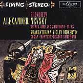 Prokofiev: Alexander Nevsky, Op. 78 / Khachaturian: Violin Concerto by