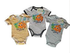 NEU Disney Baby Body Nemo Fisch Motiv 62/68 - 86 verschiedene Farben
