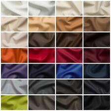 Faux Leather Cayenne 1mm Thick Imitation Soft Cushion Furniture Clothing Fabrics