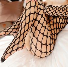 Sexy Fishnet Body Lingerie Bodystocking Dress Nighties Net Bodysuit Sleepwear SE