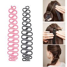DIY Women Fashion Hair Styling Tool Magic Hair Braiding Accessories Twist