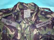 Tipo o negativo vinnland Esercito Giacca Pete STEELE camouflage DPM sanguinoso Kisses