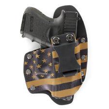 Ruger - IWB Hybrid Kydex Holster USA Black & Coyote