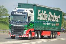 TRUCKINGIMAGES TRUCK PHOTOS- EDDIE STOBART VOLVO 54-55-56-61-63 REG - 192 LISTED
